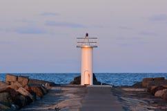 Gouden Kustzeeweg - Queensland Australië Royalty-vrije Stock Foto