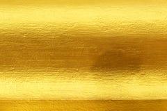 Gouden laagtextuur Stock Fotografie