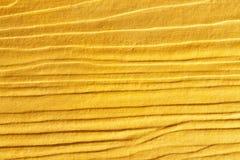 Gouden laagtextuur Royalty-vrije Stock Foto's