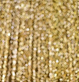Gouden Lichten Royalty-vrije Stock Foto's
