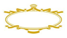 Gouden Linten Stock Afbeeldingen