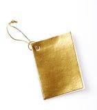Gouden Markering Stock Foto's