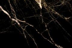 Gouden marmeren textuurachtergrond, Gedetailleerd echt marmer van aard stock fotografie