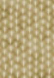 Gouden metaalplaat Stock Afbeeldingen