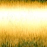 Gouden metaaltextuur royalty-vrije illustratie