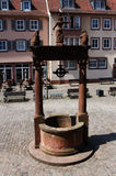 Gouden mijn in Hanau royalty-vrije stock foto's