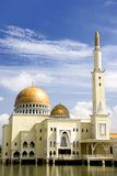 Gouden Moskee Royalty-vrije Stock Foto
