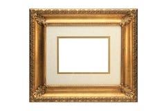 Gouden Omlijsting Stock Foto