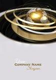 Gouden omwenteling Royalty-vrije Stock Foto
