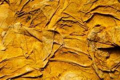 Gouden oude uitstekende textuurachtergrond stock afbeelding