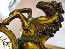Gouden Paard Stock Afbeeldingen