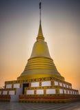 Gouden pagode Royalty-vrije Stock Fotografie