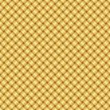 Gouden patroon Royalty-vrije Stock Afbeeldingen