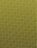 Gouden Patroon op Zwarte Achtergrond Stock Afbeelding
