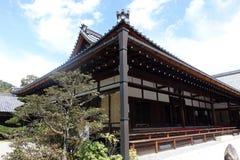 Gouden pavilionï¼ ˆKinkakuji Gouden Templeï ¼ ‰ Kyoto Japan Royalty-vrije Stock Fotografie