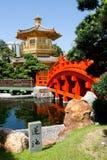 Gouden Paviljoen Royalty-vrije Stock Foto