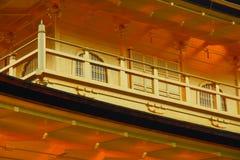 Gouden paviljoen in Kyoto Stock Afbeelding