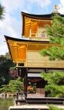Gouden Pavillion Royalty-vrije Stock Foto