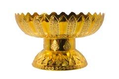 gouden phan Royalty-vrije Stock Afbeelding