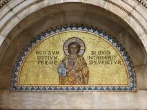 Gouden pictogram Royalty-vrije Stock Foto's