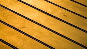 Gouden planken Royalty-vrije Stock Foto's