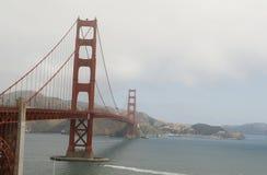 Gouden Poort, San Fransisco Royalty-vrije Stock Fotografie