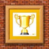 Gouden Prijs Royalty-vrije Stock Foto