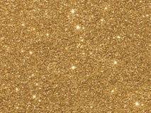 Gouden schitter Royalty-vrije Stock Foto's