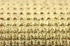 Gouden schitter Stock Foto