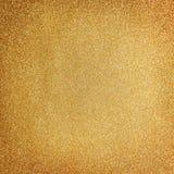 Gouden schitter Kerstmisachtergrond Royalty-vrije Stock Foto