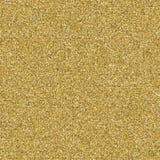 gouden schitter textuur Eps 10 Royalty-vrije Stock Foto's
