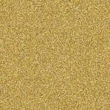Gouden schitter textuurachtergrond Eps 10 Stock Afbeelding