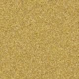 Gouden schitter textuurachtergrond Eps 10 Stock Fotografie