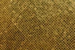 Gouden Smalt Royalty-vrije Stock Afbeelding
