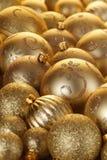 Gouden Snuisterijen Royalty-vrije Stock Foto's