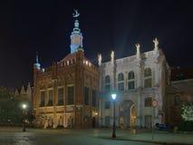 Gouden St. van de Poort en van de Manor Broederlijkheid. George. royalty-vrije stock foto's