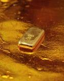 Gouden Staaf Stock Fotografie