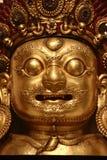 Gouden standbeeld Stock Foto