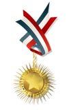 Gouden stertoekenning Royalty-vrije Stock Fotografie