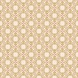 Gouden stijl van het art deco de naadloze patroon voor menu, huwelijksuitnodiging, decoratie Royalty-vrije Stock Afbeeldingen