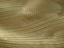 Gouden stof Stock Afbeelding
