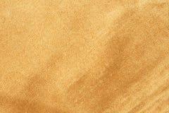 Gouden stof Royalty-vrije Stock Foto's