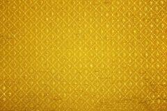Gouden stoffenzijde Royalty-vrije Stock Afbeelding