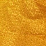 Gouden stoffenzijde Stock Foto's