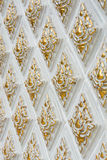 Gouden streep Stock Foto's