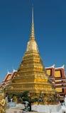 Gouden stupa in Bangkok Royalty-vrije Stock Afbeeldingen