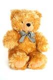 Gouden teddybeer royalty-vrije stock afbeelding