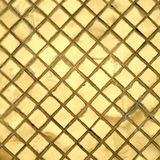 Gouden tegel Stock Foto's