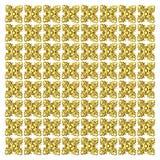 Gouden tegel vector illustratie