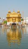 Gouden Tempel Royalty-vrije Stock Afbeelding